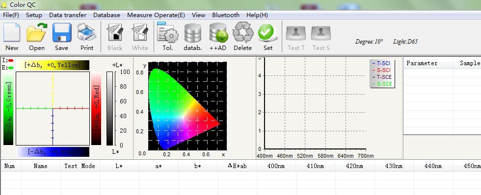1529992851 - CS-600CG Portable Spectrocolorimeter